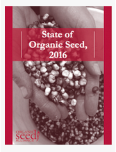 State of Organic Seed 2016