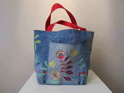 Carry Bag  Tropical Fantasy