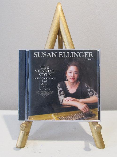 Susan Elllinger Debut Cd