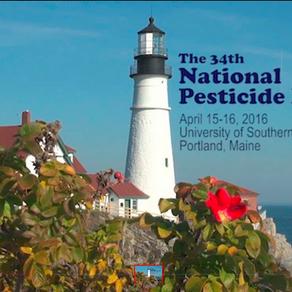 The 34th National Pesticide Forum
