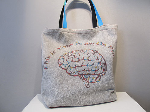 Carry Bag This is your Brain