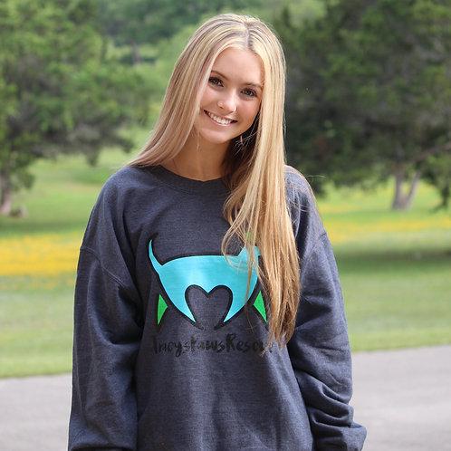 Gildan Grey Crewneck Sweatshirt