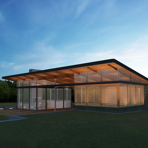 Tennis House