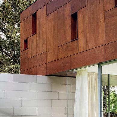 Floating Box House