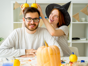 Inject Fun Into Your Relationship with Trick AND Treat this Halloween