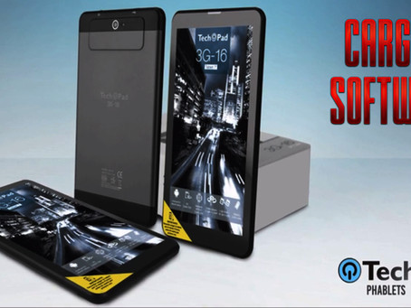 ¡ CARGAR SOFTWARE  TABLET TECHPAD 3G 16 !