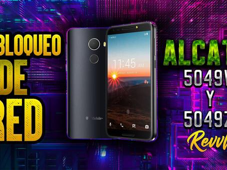 ¡DESBLOQUEO DE RED - ALCATEL 5049W Y 5049Z (FURIOUS)!
