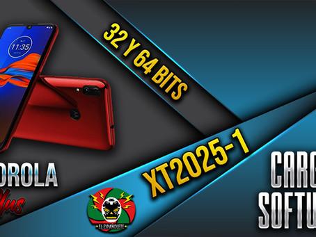 ¡CARGAR SOFTWARE - MOTOROLA E6 PLUS (XT2025-1) 32 Y 64BITS!