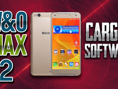 ¡CARGAR SOFTWARE - W&O MAX 2!