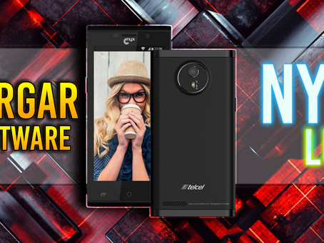¡CARGAR SOFTWARE - NYX LUX!