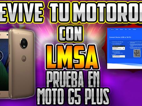¡REVIVE TU MOTOROLA CON LENOVO MOTO SMART ASSISTANT (LMSA)!