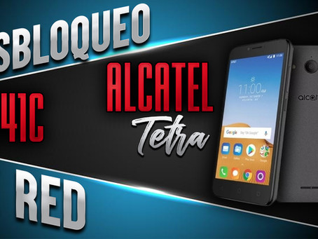 ¡DESBLOQUE0 DE RED - ALCATEL 5041C (TETRA)!