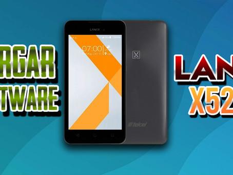 ¡ CARGAR SOFTWARE - LANIX X520 !