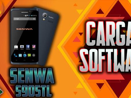 ¡CARGAR SOFTWARE SENWA S905TL!