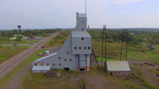 Upper Penninsula Aerial Footage