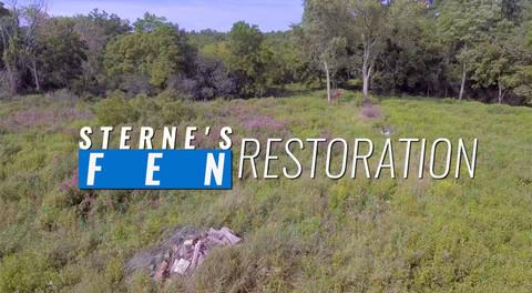 Sterne's Fen Restoration