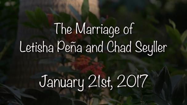 Wedding Video Sample