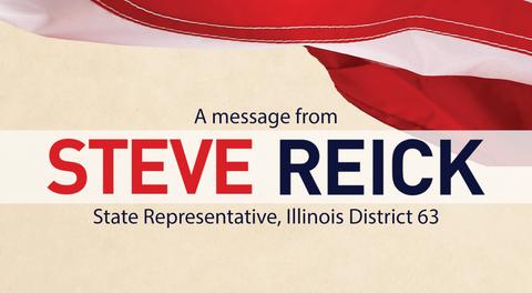 Steve Reick Promotional