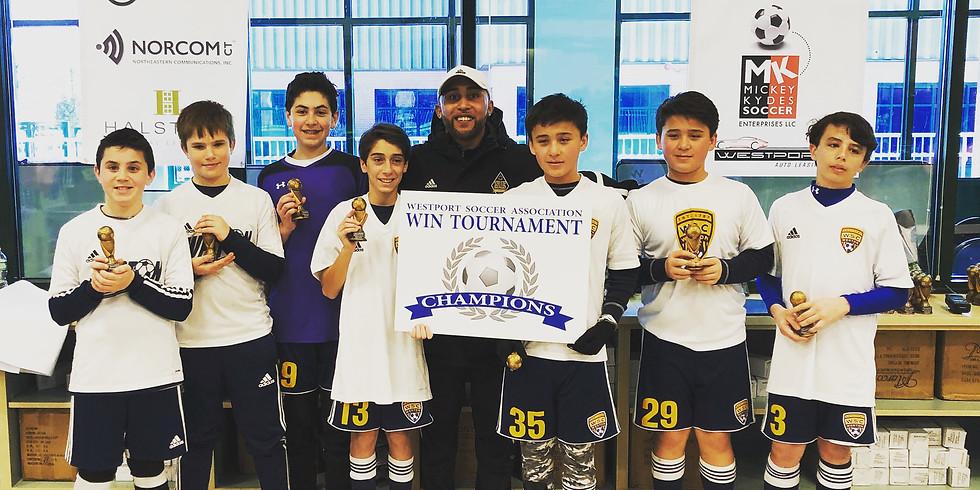 U14/15 Boys WIN Tournament