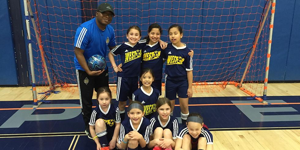 U9 Girls WIN Tournament