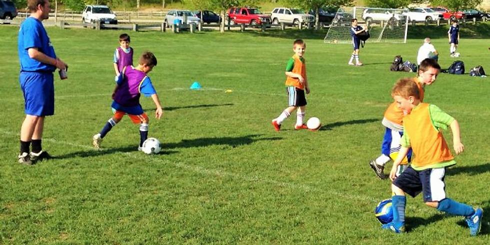 Pre-spring Soccer Clinic 1st, 2nd & 3rd Grade Boys