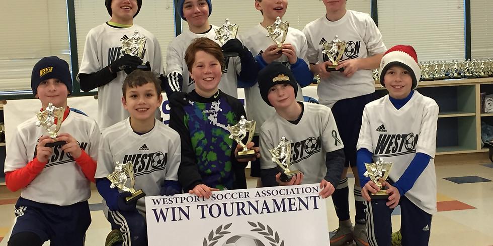 WIN Tournament, U15 Boys