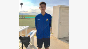 13 Year Old Fairfield County Resident Goes on a Professional Evaluation with Champions League Club,