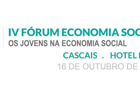 KGSA discute o papel dos jovens na Economia Social no IV Fórum da Economia Social