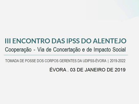 KGSA debate os desafios da cooperação no III Encontro das IPSS do Alentejo