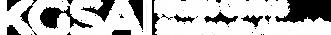 Logótipo KGSA 2020 branco