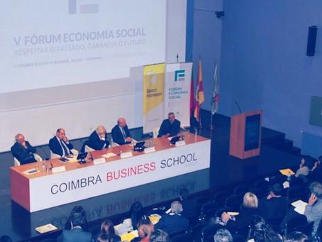 KGSA participa no V Fórum da Economia Social