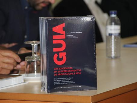 Gonçalo Simões de Almeida apresenta o Guia das Exigências em Estabelecimentos de Apoio Social e IPSS