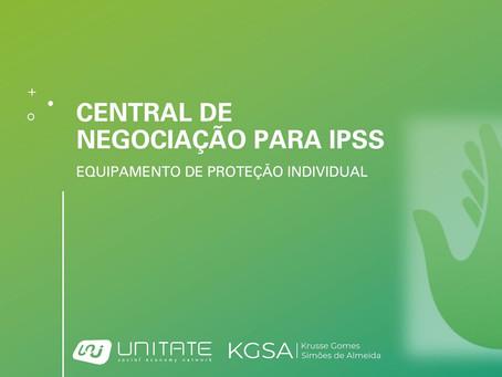IPSS | Criação de Central de Negociação