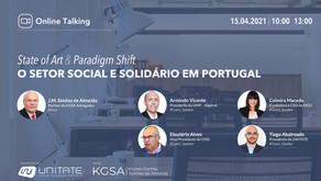 State of Art & Paradigm Shift | O Setor Social e Solidário em Portugal (Online Talking)
