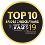 WINNER Top 10 Brides Choice Awards Western Sydney 2019