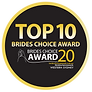 WINNER Top 10 Brides Choice Awards Western Sydney 2020