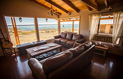 Jurassic Lake living room