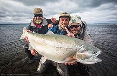 Jurassic Lake - Lago Strobel rainbow trout