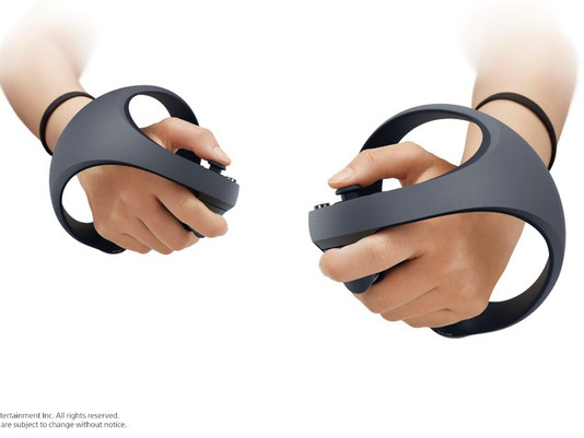 Next-gen VR on PS5, Controller Revealed!