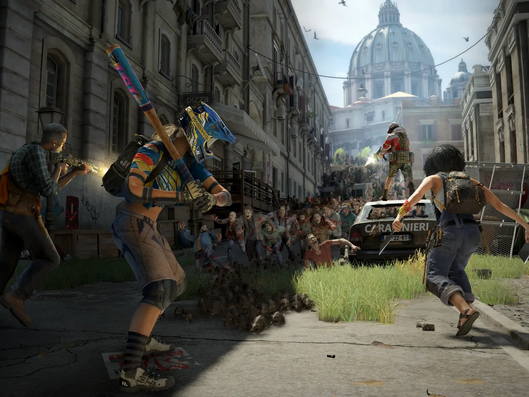 World War Z: Aftermath - A Zombie Team-Shooter That Might Finally Count To 3!?