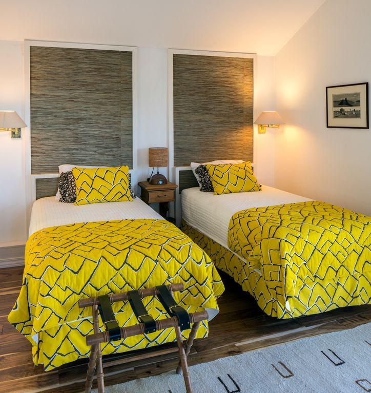 Deck House bedroom