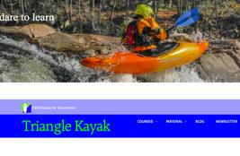 Triagle Kayak