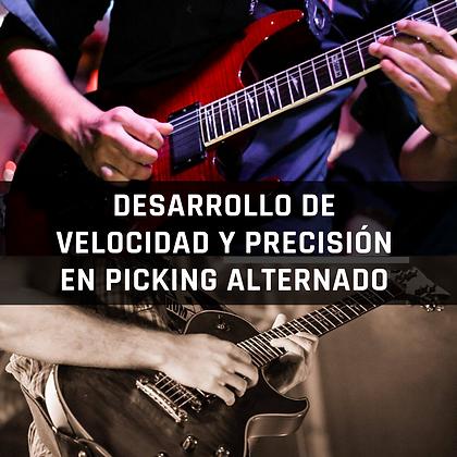 Picking Alternado: Desarrollo de Velocidad y Precisión