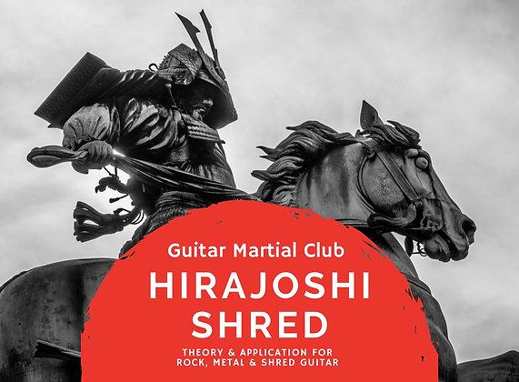 Hirajoshi Shred (ENG)