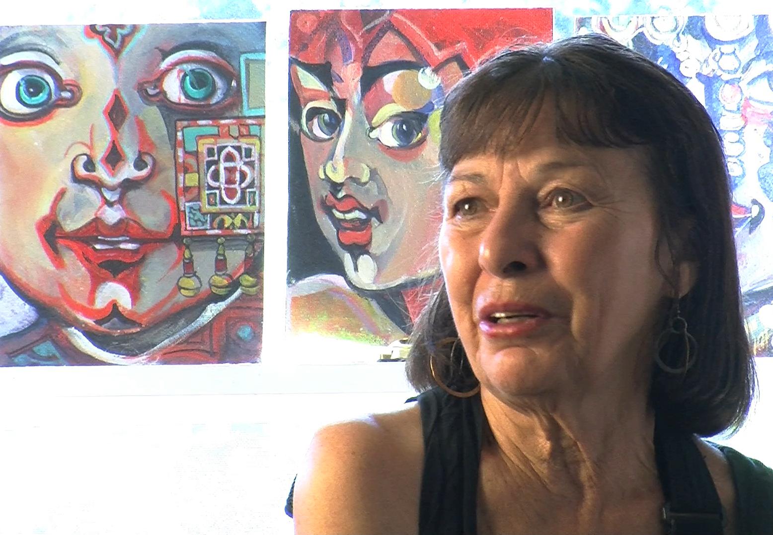 Artist - Julie Kahn-Valentine