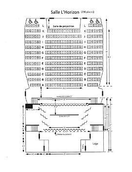 Plan de salle