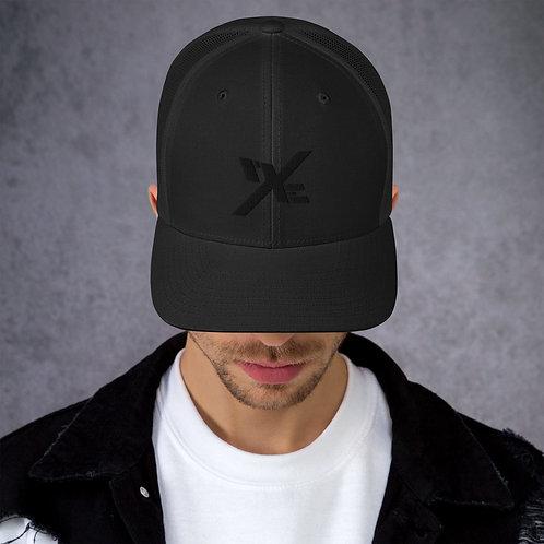 Mesh mXe Cap - Black