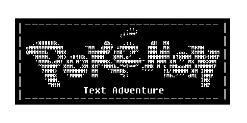 Pokémon Text Adventure