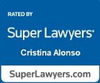 Cristina Alonso Super Lawyer