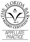 Board Certified by the Florida Bar in Appellate Practice